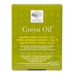 Набор омега-кислот New Nordic Green Oil™ 60 капсул (NN-1026)