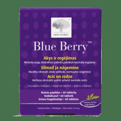 Средство для улучшения зрения Blue Berry™, 60 таблеток