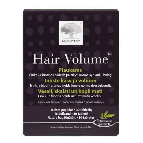 Комплекс для роста и объема волос New Nordic Hair Volume™ 30 таблеток (NN-30)