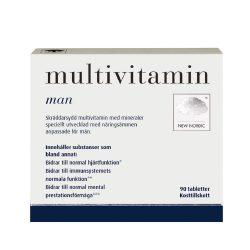 Витамины для мужчин Multivitamin man™, 90 таблеток