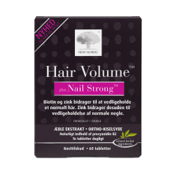 Hair Volume™ plus Nail Strong™ 60 таблеток